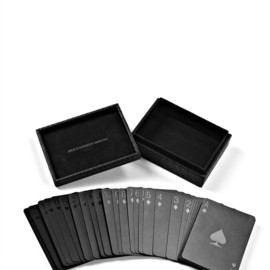 T by Alexander Wang - Playing Cards With Embossed Case Thumb