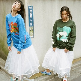 BRAINDEAD GIMME5 - RAT L/S T-SHIRTS
