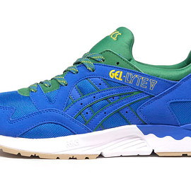"ASICS Tiger - GEL-LYTE V ""RIO PACK"""