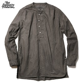 SOPHNET. - nonnative SCIENTIST PULLOVER LONG SHIRT