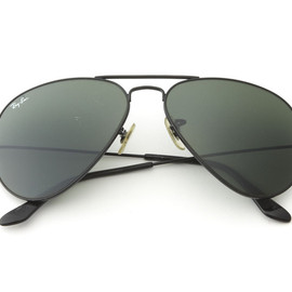Ray-Ban - Tear Drop Sunglasses (RB3025 Aviator L)