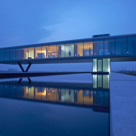 Paul de Ruiter Architects - Villa Kogelhof