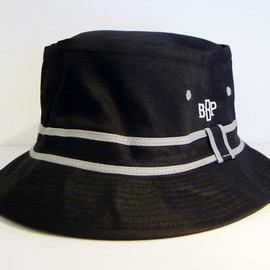 BBP - Flying Wax Pork Pie Hat