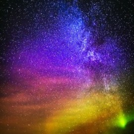 Iceland - ✯ Aurora Borealis, Milky Way and endless stars