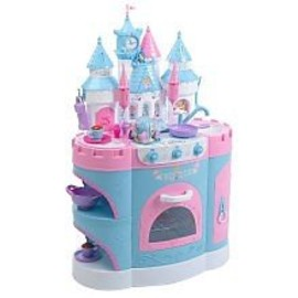 Disney - Disney Princess Cinderella Magical Talking Kitchen