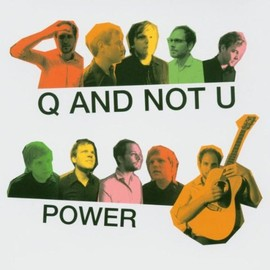 Q AND NOT U - Power