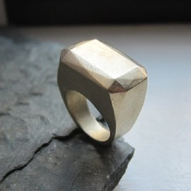 Modern geometric stack rings