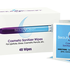 Beauty so clean - Cosmetic Sanitizer Wipes