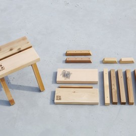 石巻工房 - ISHINOMAKI STOOL KIT