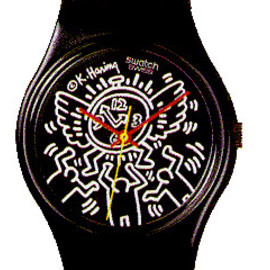 Swatch - Keith Haring