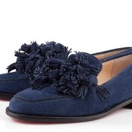 Christian Louboutin - Tassel Loafer