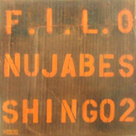 NUJABES ft. SHING02 - F.I.L.O. 12inch