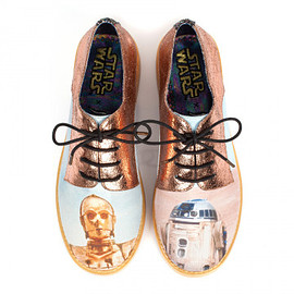 IRREGULAR CHOICE, STAR WARS - Droids