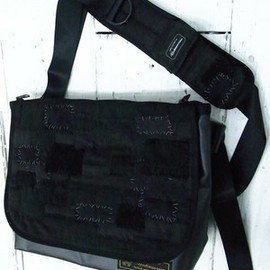 "UNDERCOVER - ""hiroshima"" 10th Anniversary SCAB Messenger Bag"