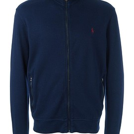 Polo Ralph Lauren - zipped sweatshirt