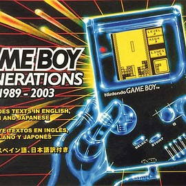 Game Boy Generations Book 1989-2003