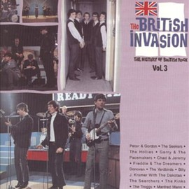 The British Invasion - History of British Rock, Vol. 3.