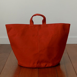 ateliers PENELOPE - Cylinder Bag / Chinese Red