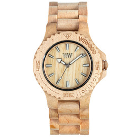 WeWood - Date Watch - Beige