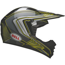 BELL - SX-1 Sonic Black / Yellow