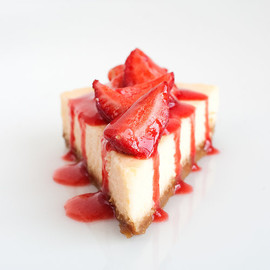 cake - Strawberry cheese cake