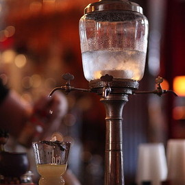 Absinthe fountain / アブサン
