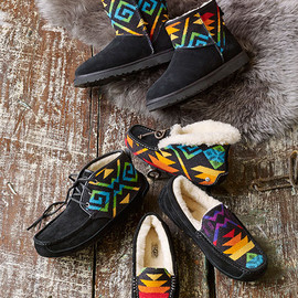 UGG, Pendleton - UGG and Pendleton