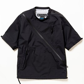 MOUT RECON TAILOR, マウト・リーコン・テーラー - MOUT-19SS-001 Angle45 Short Sleeve Hard shell