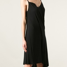 ANN DEMEULEMEESTER - CR14 slip dress