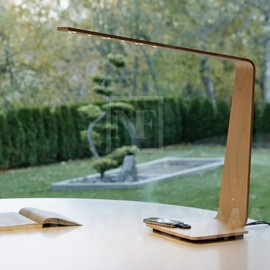Tunto  - Wireless Charging Station Lamp