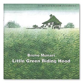 Bruno Munari - Little Green Riding Hood, Edizioni Corraini