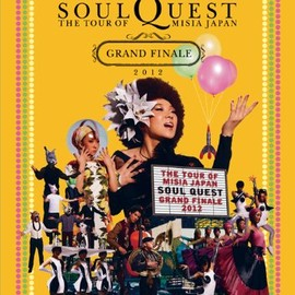 MISIA - THE TOUR OF MISIA JAPAN SOUL QUEST -GRAND FINALE 2012 IN YOKOHAMA ARENA-(初回生産限定盤) [DVD]
