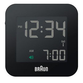 BRAUN - Digital Clock BNC008