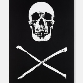 Damien Hirst - Cytisine (2010) from the Poison Paintings Serie