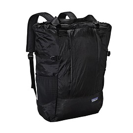 patagonia - LW TRAVEL TOTE PACK, Black (BLK)