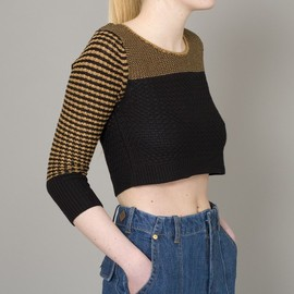 Opening Ceremony - Star Stitch Top