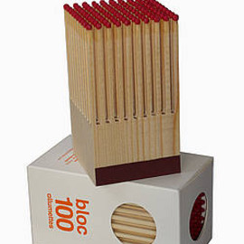 """""""THE BLOC OF MATCHES (100)"""""""