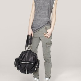 3.1 Phillip Lim - Sleeveless cotton sweatshirt