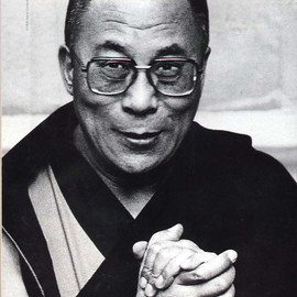 The 14th Dalai Lama - Apple Think Different Poster