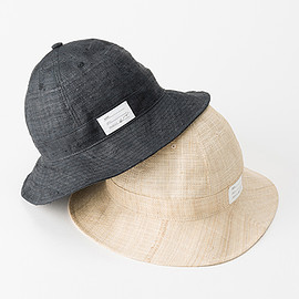 Name. - Raffia Bucket Hat