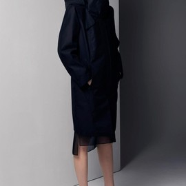 Helmut Lang - THE UTILITARIAN TRENCH