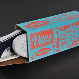 VANS - Packaging for Vans