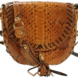EMILIO PUCCI - Leather Bag in Brown
