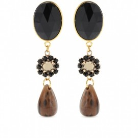 MARNI - CLIP ON PENDANT EARRINGS Savannah 1