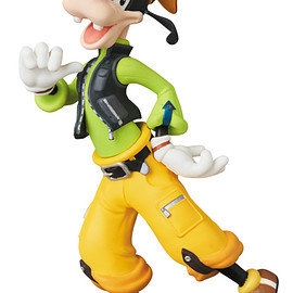 MEDICOM TOY - UDF KINGDOM HEARTS GOOFY