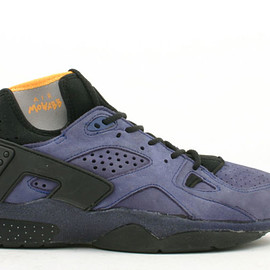 NIKE, Nike ACG - Air Mowabb Plus - Midnight Blue/Midnight Blue/Black