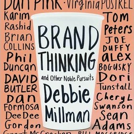 Brand Thinking #BookCover #Book