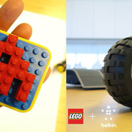 Belkin - Lego® Builder Case for iPhone