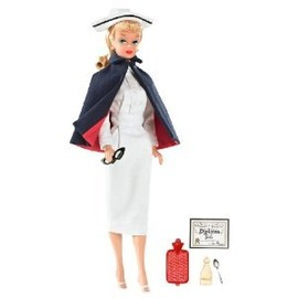 BARBIE - My Favorite Career - キャリアバービー 看護婦バービー Vintage Registered Nurse Barbie Doll (R4472)