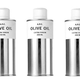 A.P.C. - OLIVE OIL